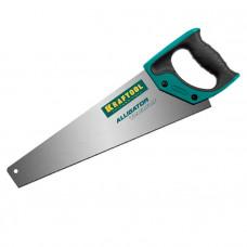 "Ножовка Kraftool ""UNIVERSAL"" по дереву 400 мм,9/10 TPI"